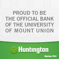 Huntington - Proud to be the official bank of the University of Mount Union